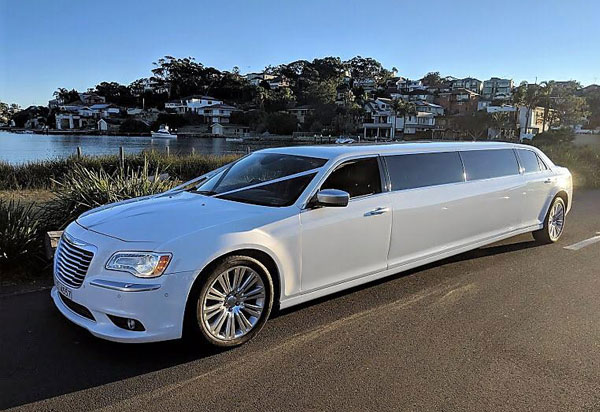 chrysler limo hire sydney